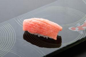 日本鮪魚頸拖羅壽司