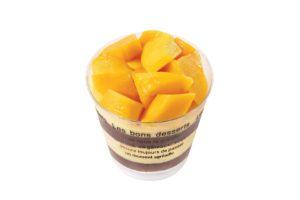 芒果甜心凍