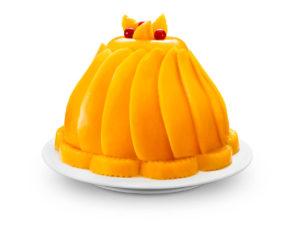 重量級「芒果400」蛋糕