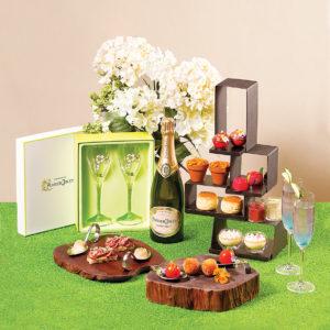 Alibi - Wine Dine Be Social「 巴黎之花」期間限定下午茶