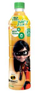 Mr. Juicy菓汁先生樽裝橙汁 500ml (小麗)
