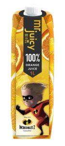 Mr. Juicy 100% 橙汁 1L (小衝)