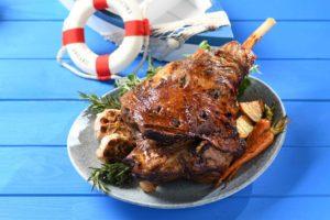 希臘特色烤羊腿c