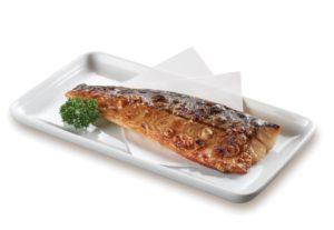 燒鯖魚 ($32)c